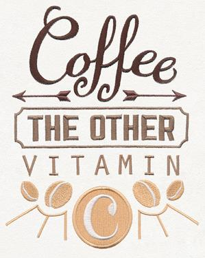 Coffee Break - The Other Vitamin C_image