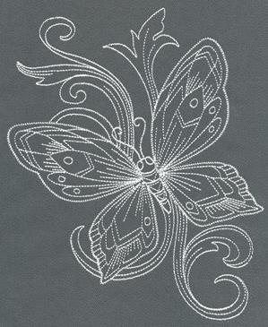 Chic Needlework - Butterfly_image