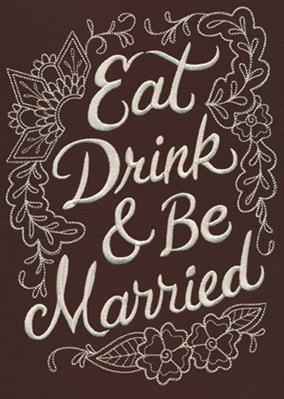 Betrothed - Eat, Drink, and Be Married_image