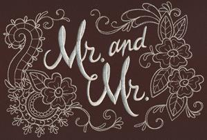 Betrothed - Mr. & Mr._image