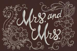 Betrothed - Mrs. & Mrs._image
