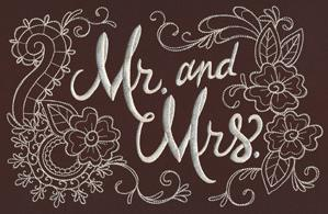 Betrothed - Mr. & Mrs._image