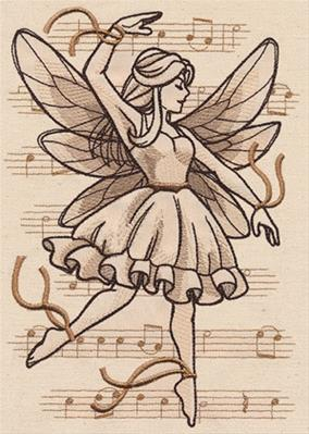 Beautiful Music - Fairy_image