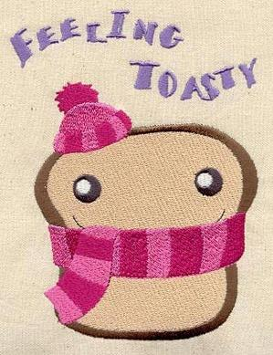 Feeling Toasty_image