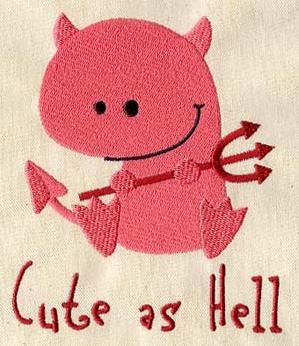 Cute as Hell_image