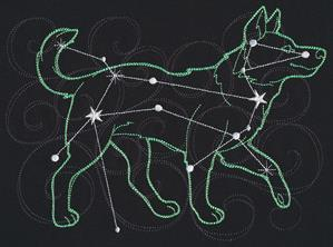Stellar Constellations - Canis Major_image