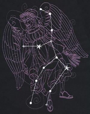 Ecliptic Constellations - Virgo_image