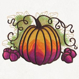 Autumn Equinox - Pumpkin_image