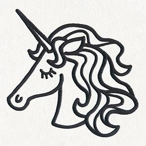 Unicorns Urban Threads Unique And Awesome Embroidery Designs