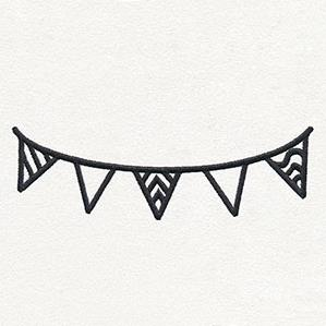 Daydream Doodles - Bunting_image