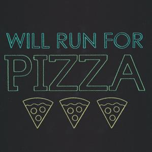 Athleisure - Will Run for Pizza_image