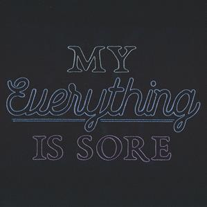 Athleisure - My Everything Is Sore_image