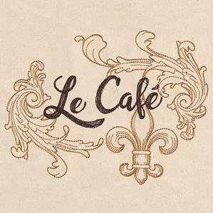 French Cafe - Le Cafe_image