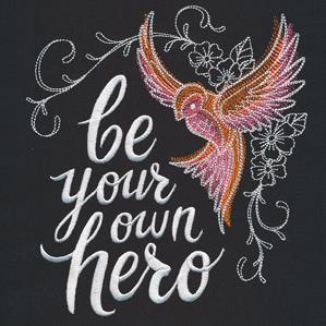 Bold Thoughts - Be Your Own Hero_image