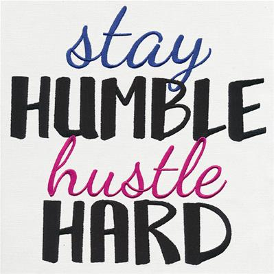 Stay Humble, Hustle Hard_image