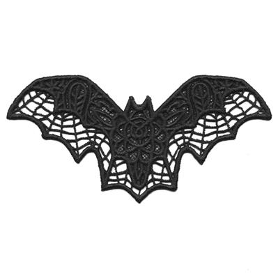 Darkly Delicate - Bat (Lace)_image