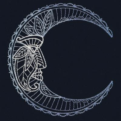 Man in the Moon (Thick Thread)_image