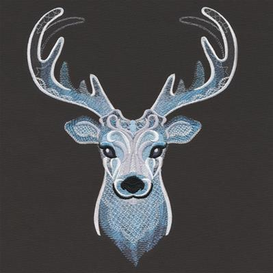 Blizzard Baroque Deer_image