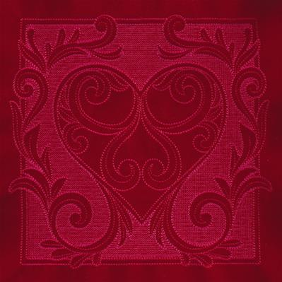 Baroque Heart (Embossed)_image