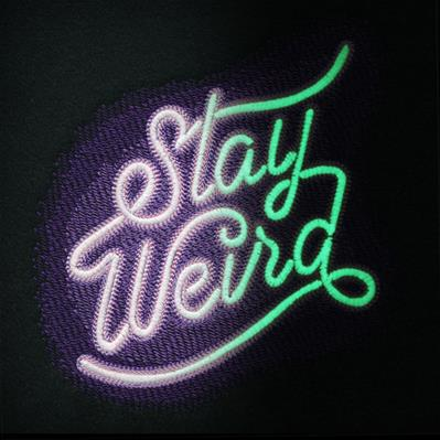 Stay Weird in Neon_image