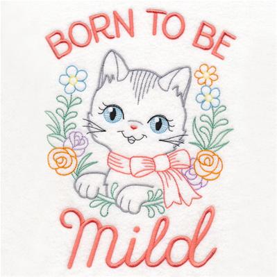 Born to Be Mild Kitty_image