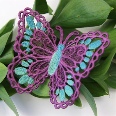 Scalloped Butterfly (Lace)_image