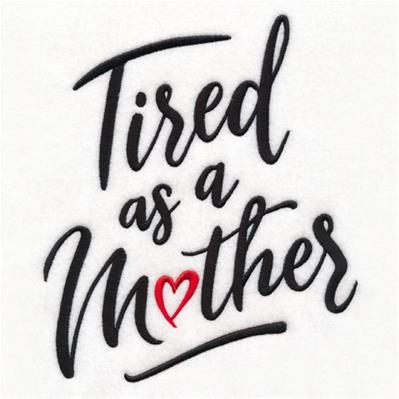 Tired as a Mother_image