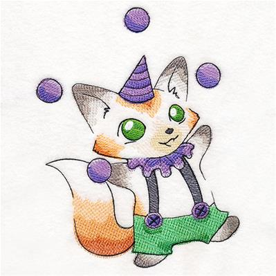 Cuddly Carnival Fox_image
