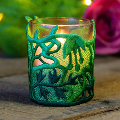 Twilight Votive Wrap (Lace)_image