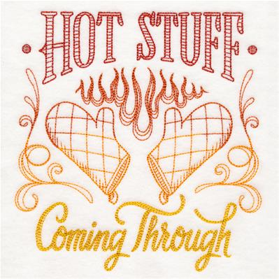 Hot Stuff Coming Through_image