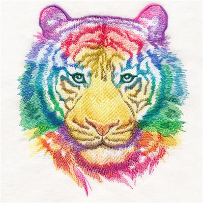 Rainbow Tiger_image