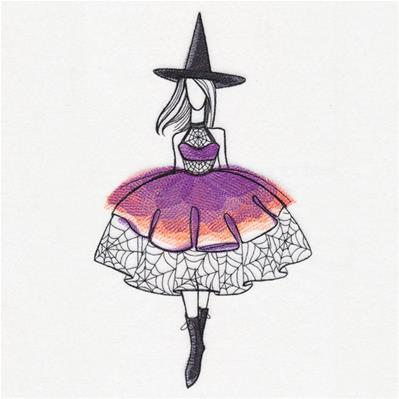 Witches Urban Threads Unique And Awesome Embroidery Designs