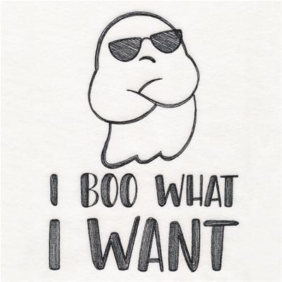 I Boo What I Want_image
