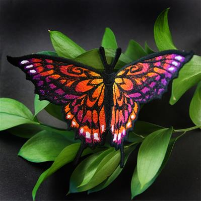 Bold Beauty Butterfly (Freestanding)_image
