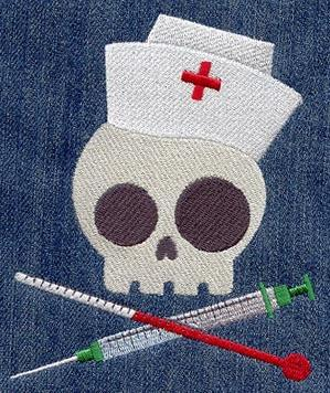 Skully Nurse_image