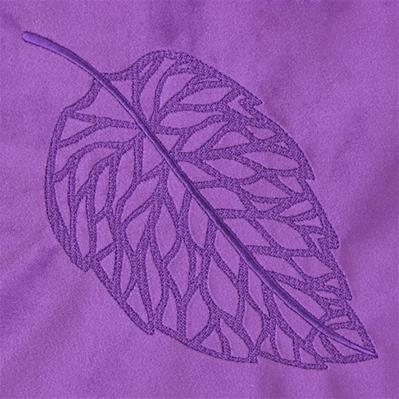 Autumn Calling Leaf (Embossed)_image