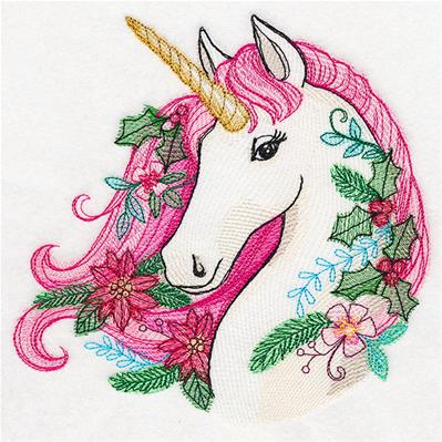 Christmas Dreams Unicorn_image