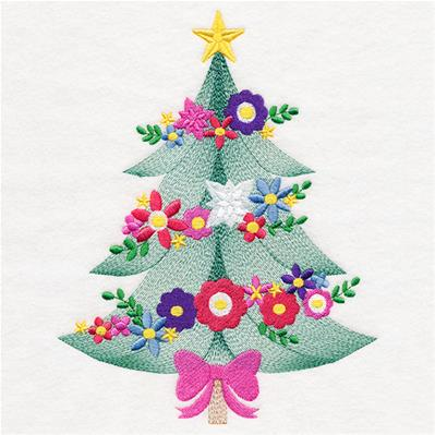 Merry Modern Christmas Tree_image