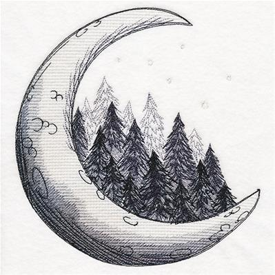 Wild Forest Moon_image