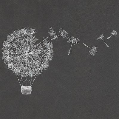 All Fine and Dandelion Hot Air Balloon_image