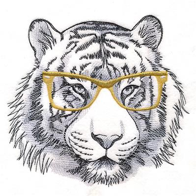 Bespectacled Tiger_image