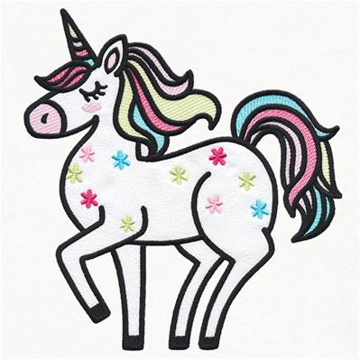 Charming Magic Unicorn_image