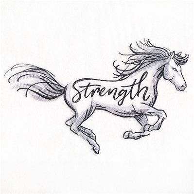 Wild Stallion - Strength_image