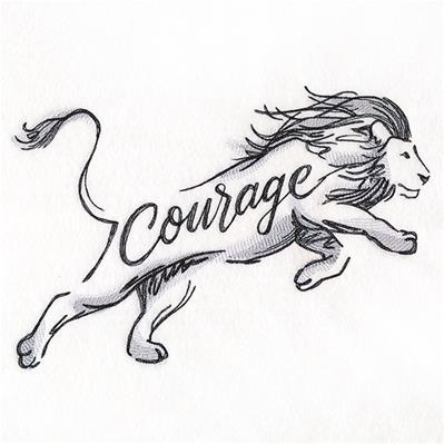 Wild Lion - Courage_image