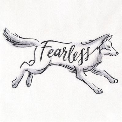 Wild Wolf - Fearless_image