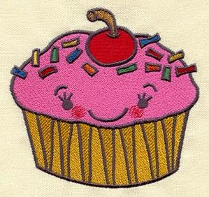 Cheery Cherry Cupcake_image