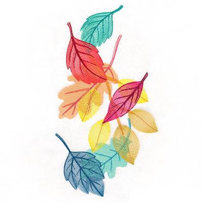 Falling Autumn Leaves_image