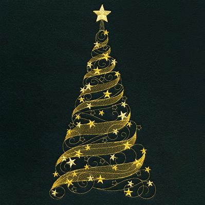 Twinkling Mirage Christmas Tree_image