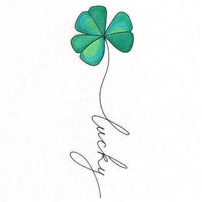 March Lucky Shamrock_image