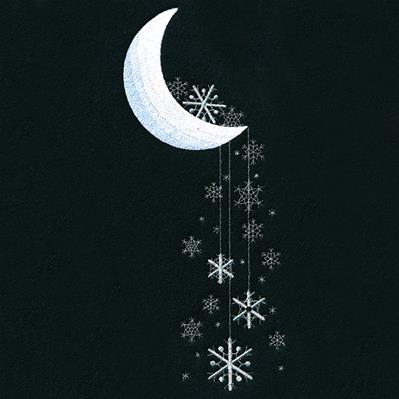 Moonlight Snowflakes_image